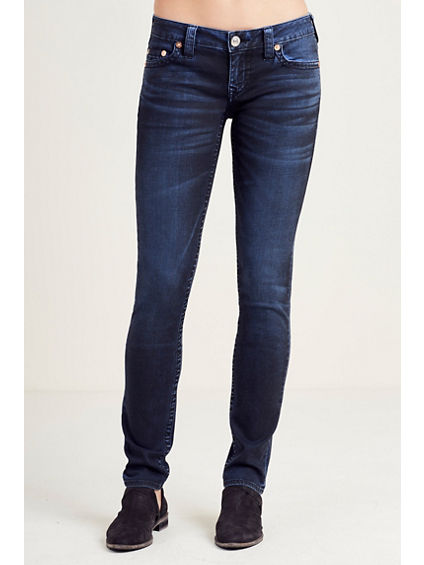 SKINNY COATED WOMENS JEAN