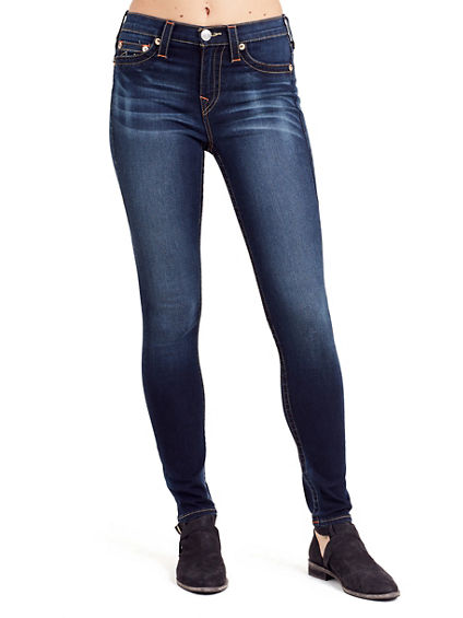 SUPER SKINNY HIGH RISE WOMENS JEAN
