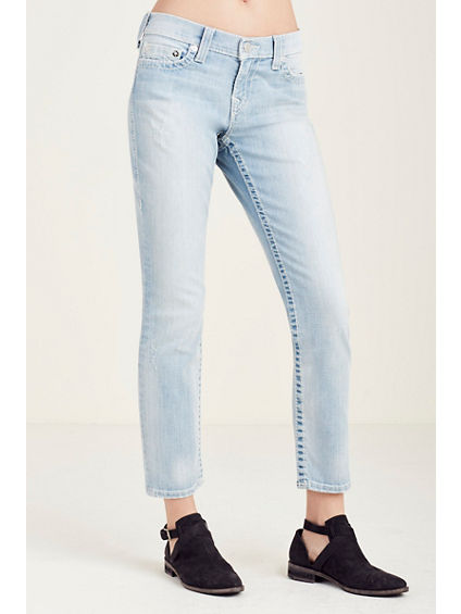 BOYFRIEND BIG T WOMENS JEAN