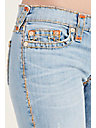 STRAIGHT LET OUT HEM SUPER T WOMENS JEAN