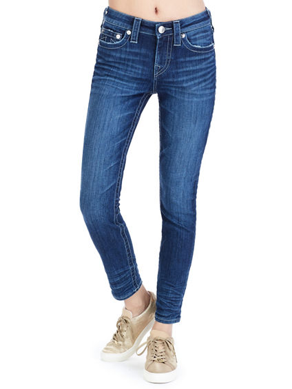 ANKLE SUPER SKINNY WOMENS JEAN