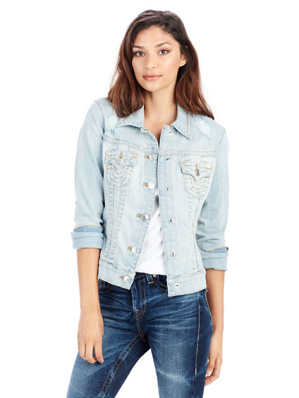 TRUCKER WOMENS JACKET