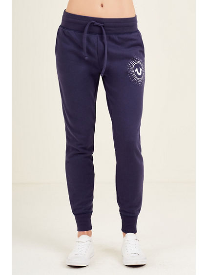 PATCH LOGO JOGGER WOMENS SWEATPANT