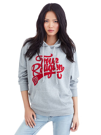 TRUE ATHLETIC WOMENS HOODIE