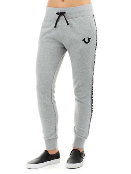 HS ACTIVE STRIPE WOMENS JOGGER