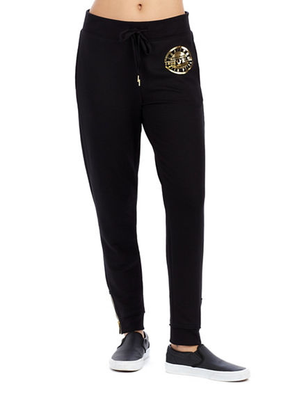 ZIP DETAIL WOMENS SWEATPANT