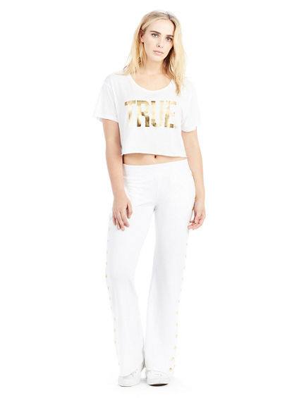 SNAP WOMENS TRACK PANT