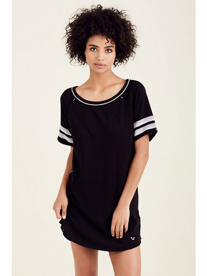 WOMENS TEE SHIRT DRESS