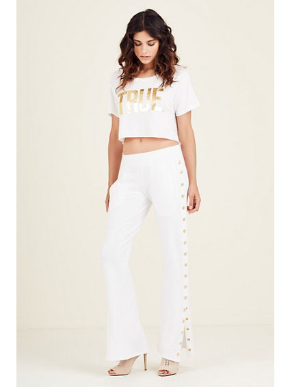 CROPPED BF WOMENS TEE