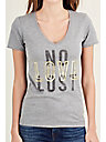 NO LOVE  LOST WOMENS TEE