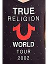 CRYSTAL WORLD TOUR DEEP V CRYSTAL WOMENS TEE
