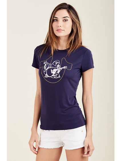 FLOWER BOWL WOMENS TEE