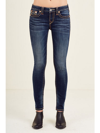 SUPER SKINNY ANKLE WOMENS JEAN