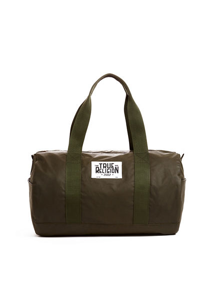 STRIKER COATED DUFFEL BAG