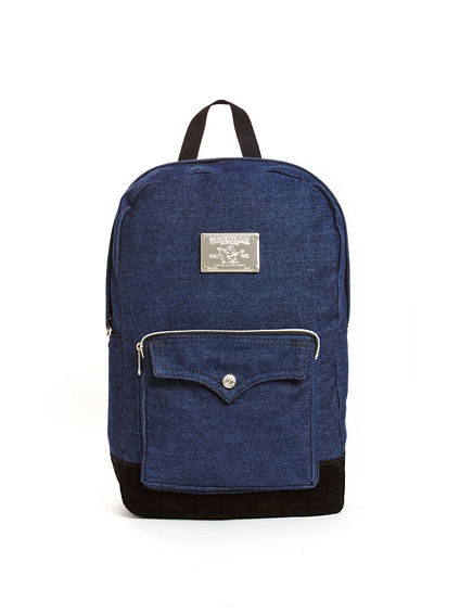 MENS BACKPACK WITH PLATE