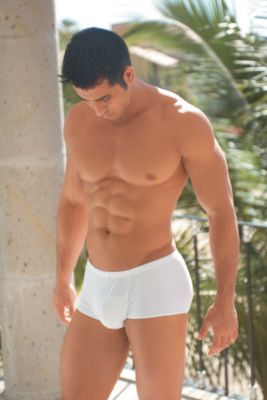UNDERGEAR Shape Enhancer Boxer Brief