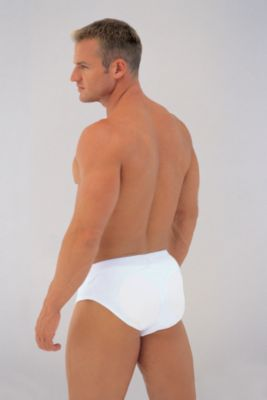 Padded Butt Brief