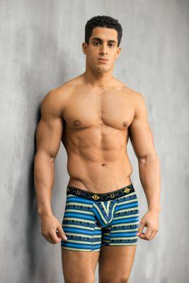 Unico ® Multi Striped Boxer