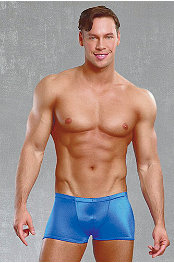 Male Power® Satin Lo Rise Trunk