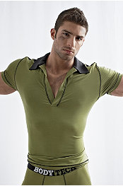 Body Tech® Iron Polo Shirt
