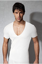 Doreanse Deep V Neck T-Shirt