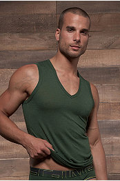 C-in2® Zen V-Neck Muscle Tank