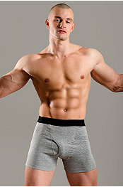 Sabrosos® Cotton Fly Boxer Brief