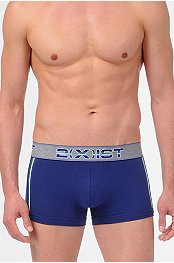 2(x)ist® Athletic No Show Trunk