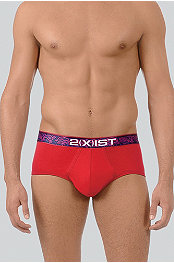 2(X)Ist® Valentines Day Contour Brief