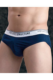 Private Structure® Basic Cotton Brief