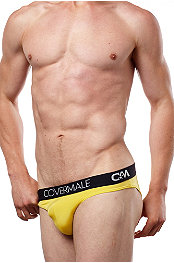Cover Male Logo Brief