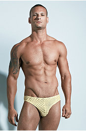 Andres Velasco® Caress Jock Brief