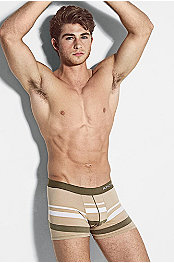 Ron Chereskin® Retro Stripe Trunk