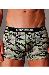 Cocksox® Camo Boxer Brief
