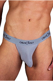 Obviously® Basics Thong
