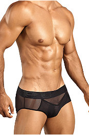 PPU® Mesh Dip Front Brief