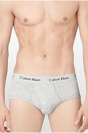 Calvin Klein® 2Pk Cotton Stretch Hip Brief