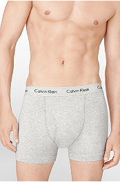 Calvin Klein® 2Pk Cotton Stretch Trunk