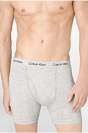 Calvin Klein® 2Pk Cotton Stretch Boxer Brief