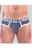 Private Structure® Mini Striped Brief