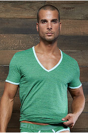 C-IN2® Hand Me Down V Neck Tee