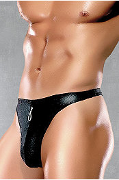 Male Power® Zipper Thong