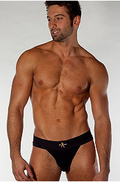 "Skivvies® Swimmer 2"" Jock"