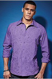 Andres Velasco® Arabasque Shirt