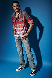 Smash® Berry Shirt & Smash® Stonewell Jean