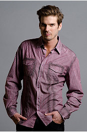 Smash®  L/S Wyatt Shirt