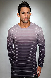 Pistol Pete® Rizen Long Sleeve Crewneck Tee