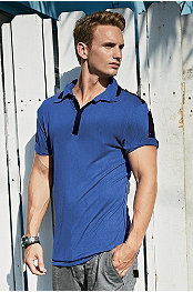 Andres Velasco® Staple Polo