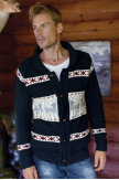 Premium Lounge Winter Cardigan