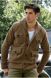 Premium Lounge Autumn Cardigan